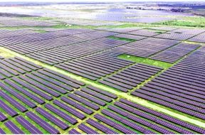 72MW of LONGi high efficiency Mono PERC modules deployed at the world's biggest solar park at Karnataka's Pavagada, India