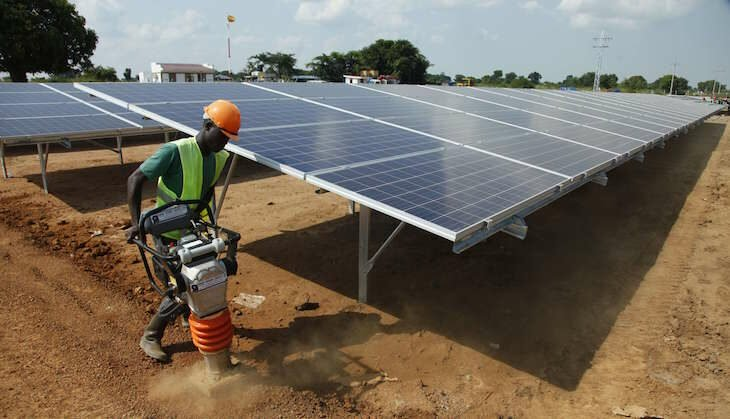 AFDB donates more than 12 million euros to finance the energy transition