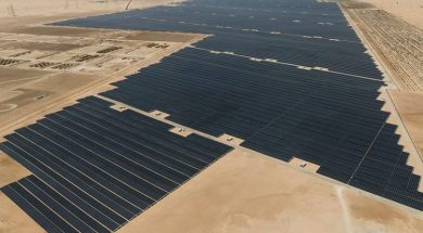 Abu Dhabi claims record low US$0.0135 kWh solar tariff for 2GW Al Dhafra project