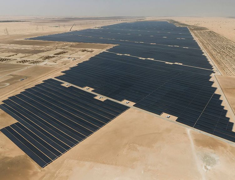 Abu Dhabi claims record low US$0.0135/kWh solar tariff for 2GW Al Dhafra project