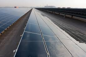 Abu Dhabi in Talks With EDF, Jinko to Install Huge Solar Farm