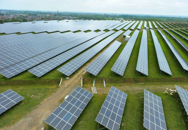 Adani Green Energy's step down subsidiary commissions 50 MW solar power project