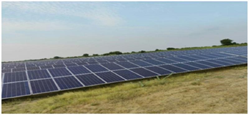 Aditya Birla Renewables Commissioned 52.5 MW (DC) Jaloya, Gujrat