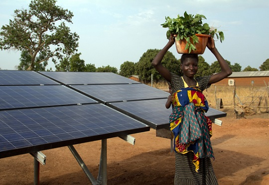 African Development Bank offers technical assistance for development of mini green energy grids in Guinea