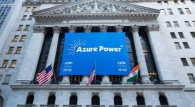 Azure Power COO HS Wadhwa resigned