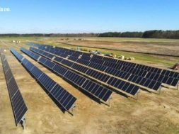 Fern Solar Project BayWa