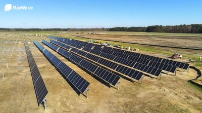 BayWa r.e. secures tax equity and construction financing for major US solar development