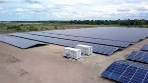 Benelux's Largest Solar Park with Sungrow 1500V Central Inverter Solutions Come Online