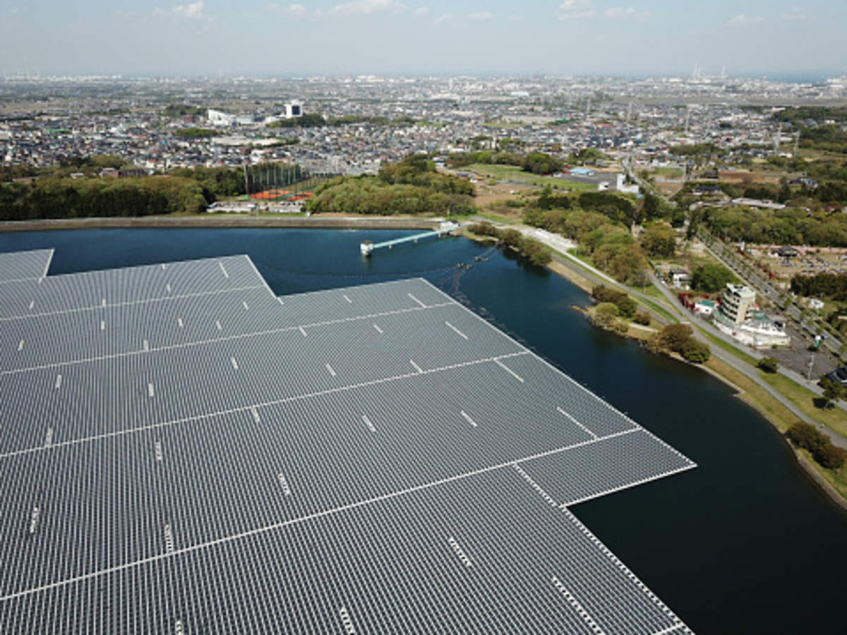 Chenya Energy receives 7.2 billion in financing for a 180-MW floating solar project