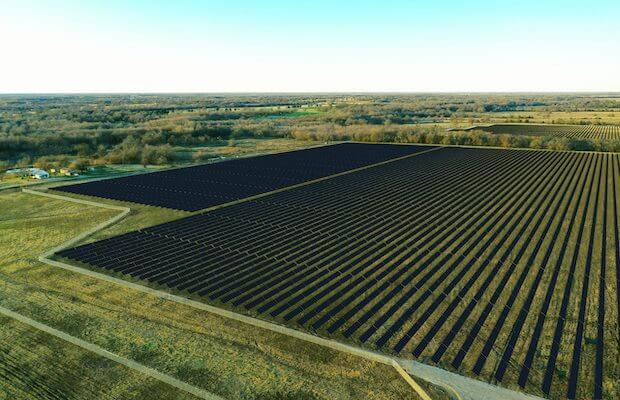 Conway Corp & Lightsource BP Announce 132 MW Solar Project