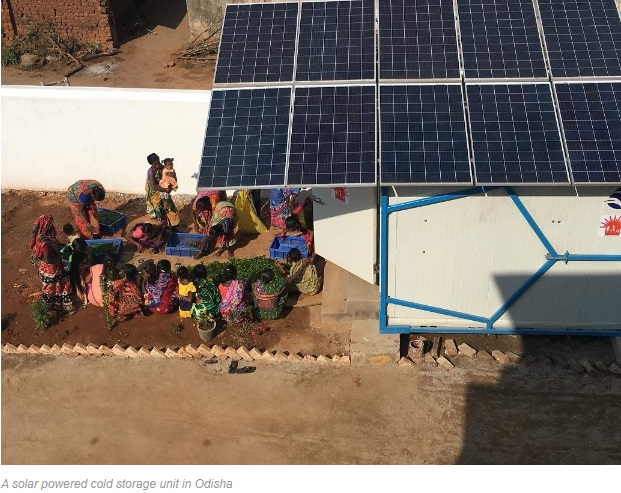 Covid-19: RE-look – Clean Energy for resilient India