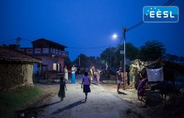 EESL Floats Tender for 1.9 Million LED Streetlights at PAN India under SLNP