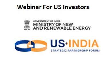 India's Renewable Sector Open for Business -MNRE Secretary