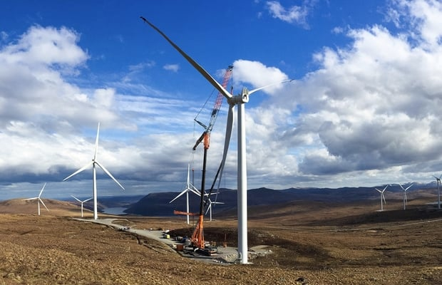 Infrastructure And Energy Alternatives, Inc. Finalizes $65 Million Wind Construction Contract