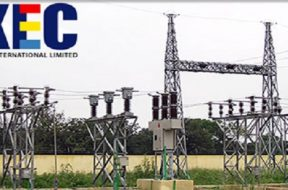 KEC International resume production at all factories; stock rise