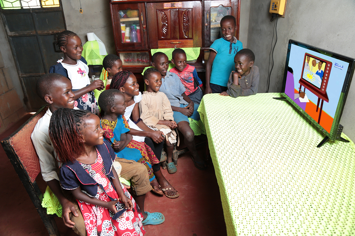 Solar firm Azuri helping off-grid children across Kenya to continue education while schools closed