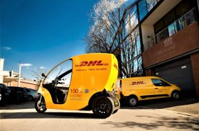 MellowVans' Cool Electric Delivery Vehicles Look To Power The Global Last Mile Delivery Market