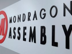 Mondragon Assembly to manufacture four machines that will produce 14 million surgical masks per month