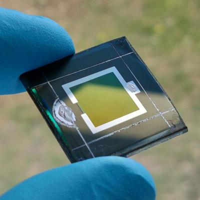 New CIGS/perovskite tandem solar cell reaches 24.16% efficiency and awarded a new branch on the NREL chart