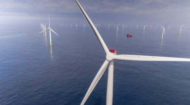 Siemens Gamesa receives firm order for 342 MW Kaskasi offshore wind power plant in Germany