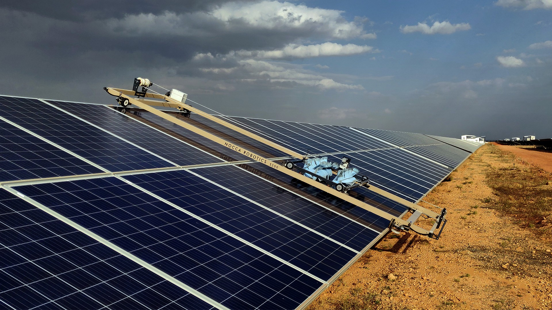 Report: Solar Panel Cleaning Market Worth $1 Bn by 2026