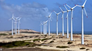 Solar and Wind Cheapest Sources of Power in Most of the World