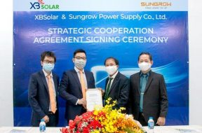 Sungrow Partners with XBSolar to Distribute Residential and Commercial Inverters in Vietnam