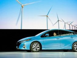 Toyota to enter renewable energy business with new power venture-1