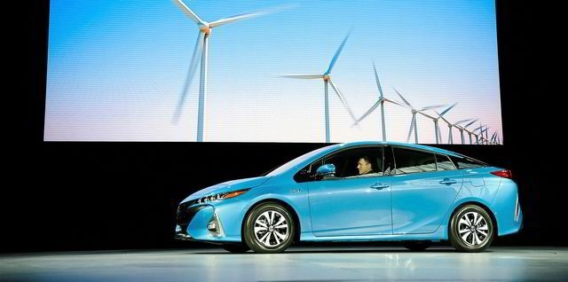Toyota to enter renewable energy business with new power venture