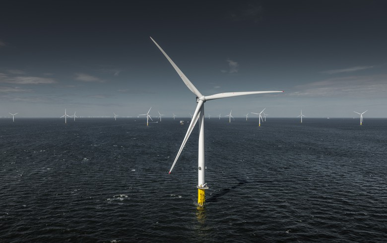 Vestas receives 139-MW turbine order for Japanese offshore wind project