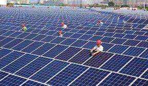 World's largest solar PV module factory planned for China