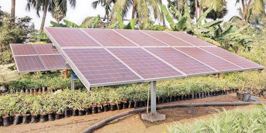 10,050 MW mega solar power plants to come up in two phases in Andhra Pradesh