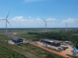 ADB Finances First Wind Power and Battery Storage Project in Thailand
