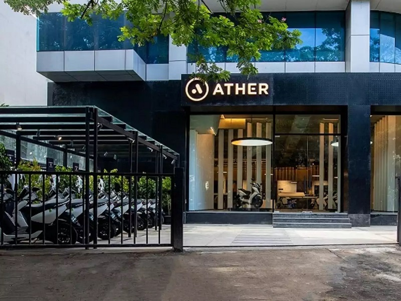 Ather Energy partners with P2P scooter sharing platform