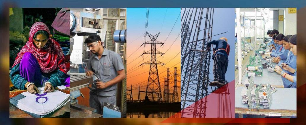 Atmanirbhar Presentation Part-1 Business including MSMEs