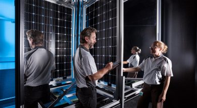 Fraunhofer ISE's CalLab PV Modules Improves Measurement Uncertainty to Record Value of 1.1 %