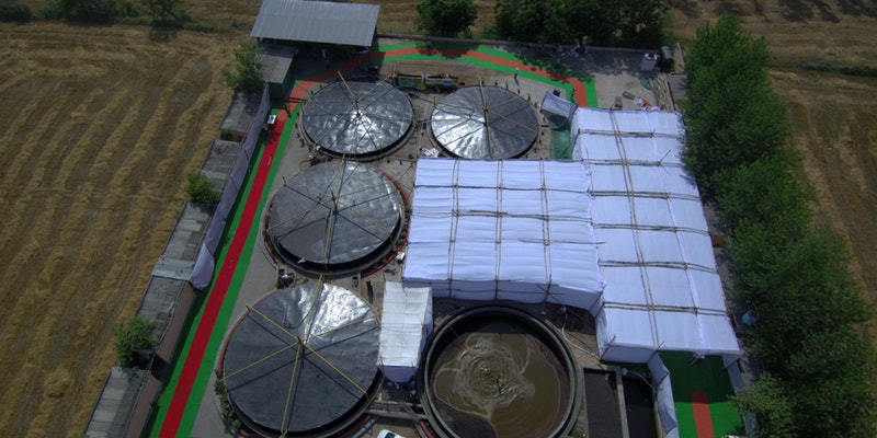 Haryana's first grid-connected 1.2 MW biogas-based power plant commissioned