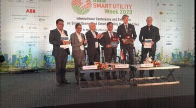 India-European Union Flagship Call announced on Integrated Local Energy Systems at India Smart Utility Week
