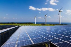 India adds 1,043 MW of wind and solar utility scale capacity in Jan-Mar- Report