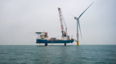Northwester 2 wind farm is now fully operational, producing 9.5 MW from 23 wind turbines