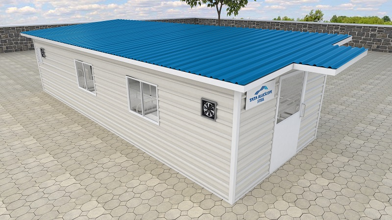 Tata BlueScope Steel launches Smart Steel Structures to Combat Covid-19