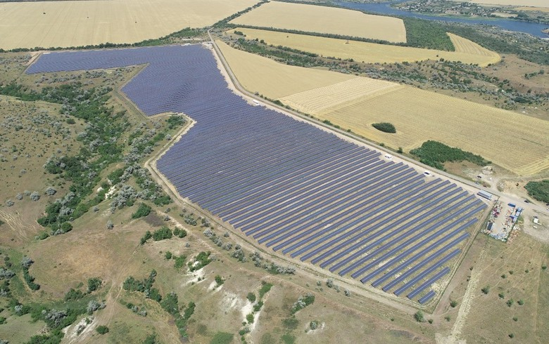 Scatec Solar starts commercial operation of 54 MW in Ukraine