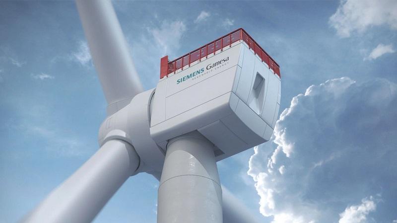 Siemens Gamesa Launches 14MW Offshore Wind Turbine, World's Largest