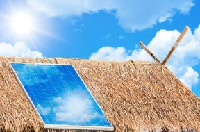 Solar power can improve healthcare in rural India, say leaders