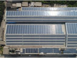 SolarSquare build's one of the country's largest Industrial Solar Rooftop Plant-1