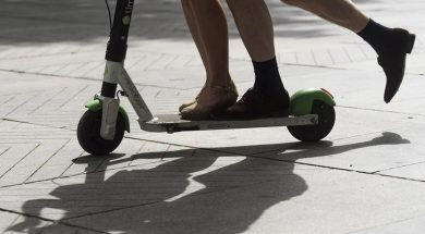 Uber leads $170 million investment into Lime electric scooters