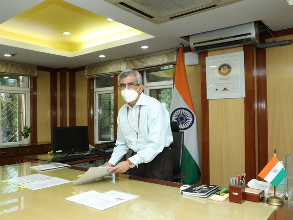 Indu Shekhar Chaturvedi assumes charge as new MNRE Secretary
