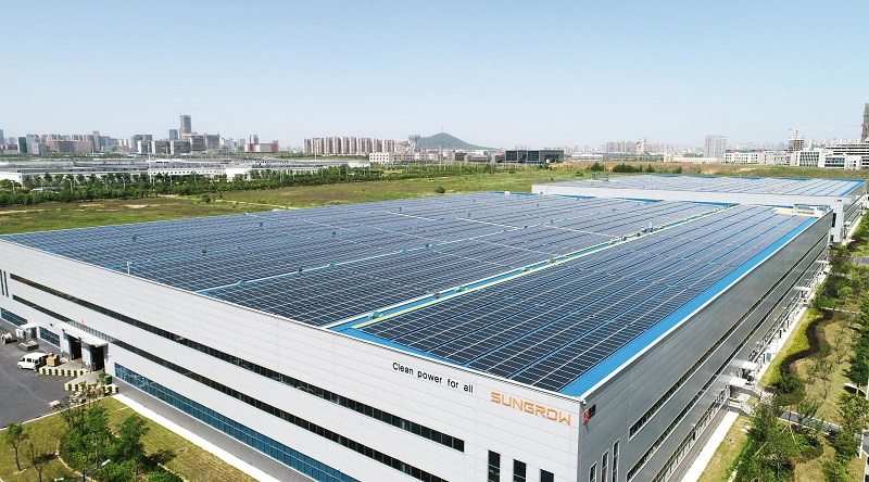 Sungrow Joins RE100 Affirming its Commitment to Source 100% Renewable Electricity by 2028