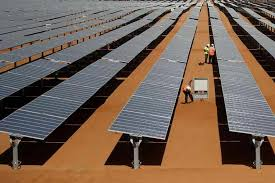 Zambia's Zesco, Chinese firm sign $548 mln solar power contracts