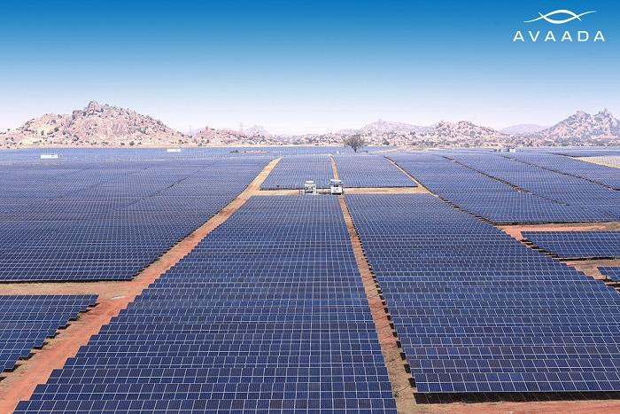 Avaada Energy will invest in Maharashtra to setup 350 MW Solar Power Plant